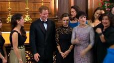 Prince Harry hosts charity gala