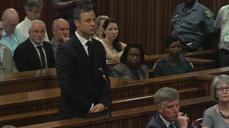 Oscar Pistorius sentenced to five years in prison