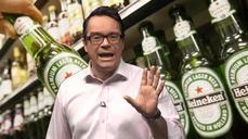 European summer dampens Heineken