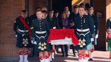 Canadian soldier killed in attack goes home