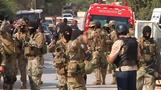 Six killed in militant standoff near eve of Tunisia elections