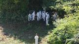 Mass grave site found in search for missing students