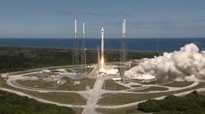 U.S. Air Force launches GPS satellite from Cape Canaveral