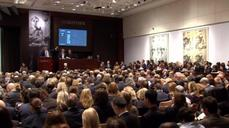 Christie's shatters art world record with biggest sale ever