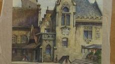 Hitler's painting to go up for sale