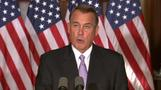 Boehner condemns Obama on immigration order