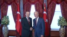 Biden, Erdogan meeting looks ahead to a Syrian transition
