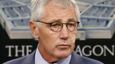Hagel resigns as U.S. defense secretary, official says