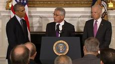 Hagel resigns as U.S. defense secretary