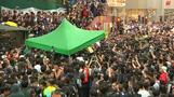 Protesters defiant as Hong Kong police clear barricades, tents