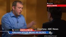 Police officer who shot black teen in Ferguson says he feared for his life