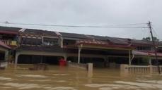 Malaysia and Thailand flood crisis