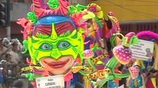 Carnival showcases Colombian ethnic diversity