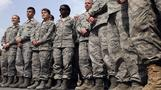 U.S. sends 400 troops to train Syrian rebels