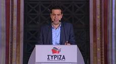 Thousands celebrate leftwing Syriza victory in general election