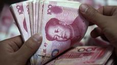 Be afraid, the Chinese are spending less