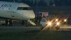 Two flights evacuated in Seattle, third diverted