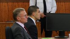 Prosecutors open case against ex-NFL star Aaron Hernandez