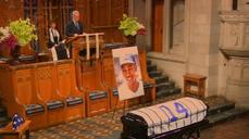 Final farewell for Cubs Hall of Famer Ernie Banks