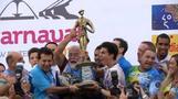Beija-Flor samba school wins Rio's Carnival parade competition