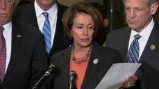 Pelosi calls for Democrats to support bill