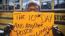 U.S. Justice Department finds racial bias in Ferguson police practices