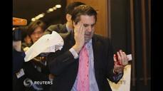 US ambassador slashed in the face in Seoul