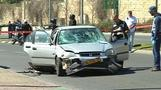 Five injured in Jerusalem car attack