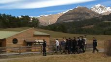 Family of Germanwings captain visit French crash memorial