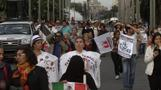 Mexico passes six months since students' disappearance