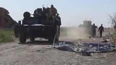 Iraqi forces drive IS fighters out of central Tikrit
