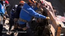 New ground video of Germanwings crash site released