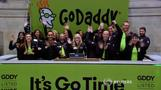 GoDaddy IPO registers strong start