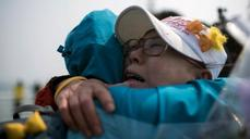 South Korea mourns ferry victims one year on