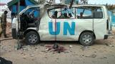 Bomb attack on U.N. vehicle in Somalia kills at least nine
