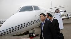Tough times for private jets in China