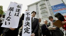 Japanese court approves nuclear restart