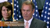 "U.S. ships off Yemen ""right thing to do"" - Boehner"