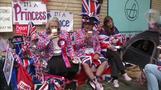 Princess Alice? British punters place bets on royal baby name