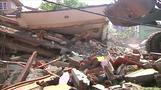 Bodies pulled from debris in Kathmandu
