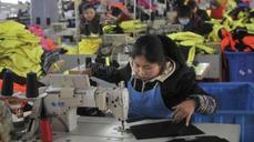 Hard times for Chinese manufacturers