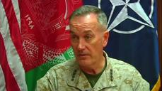 Dunford in line for top U.S. military role
