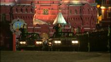 Russia, NATO flex military mu
