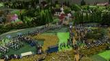 Waterloo fan builds battlefield diorama in cellar