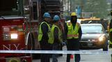Two manholes explode in Manhattan