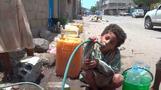 Water shortage in Yemen amid coalition bombardment