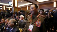 Report: North Korea official shot for treason