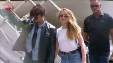 Depp's dogs in deadly quarantine row
