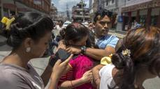 Nepalese left traumatized by weeks of quakes