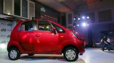 Tata gives the 'people's car' a hip new look